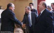 ԱԺ նախագահը հանդիպեց ԻՏՁ միության անդամ ընկերությունների ղեկավարների հետ