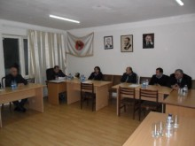 Council sitting of RPA Kapan regional organization is held