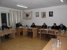 Council sitting of RPA Kapan regional organization is held
