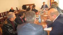 ՀՀԿ Գեղարքունիքի Տարածքային Կազամակերպության գրասենյակում տեղի ունեցավ ՀՀԿ Գեղարքունիքի Տարածքային Կազմակերպության խորհրդի նիստը
