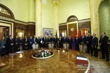 ՀՀ կառավարության և Եվրոպական միության միջև ստորագրվել է երեք փաստաթուղթ