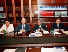 Եվրանեսթ խորհրդարանական վեհաժողովի պատվիրակությունը Հայաստանում քննարկում է Հայոց Ցեղասպանությունը դատապարտող բանաձև