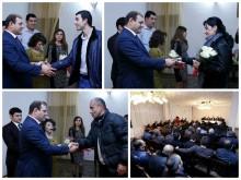 ՀՀԿ Երիտասարդական կազմակերպության շարքերը համալրեցին Մալաթիա-Սեբաստիա վարչական շրջանի շուրջ 60 երիտասարդներ