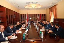 Members of RPA Executive Body listened to the reports of RPA territorial organizations of Yerevan