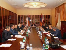 Members of RPA Executive Body listened to the reports of 10 territorial organizations of regions