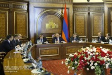 """Hovik Abrahamyan: """"Any solution should aim for tax system simplification."""""""