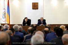 Taron Margaryan:The doors of hosbitable Yerevan are always open for our compatriots and guests