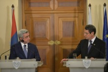 ARMENIAN-CYPRIOT HIGH-LEVEL NEGOTIATIONS TOOK PLACE IN NICOSIA
