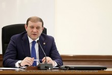 Yerevan Municipality will go on active cooperation with partner districts and communities of Artsakh