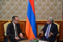 PRESIDENT RECEIVED THE UNITED NATIONS UNDER-SECRETARY-GENERAL FOR POLITICAL AFFAIRS JEFFREY FELTMAN