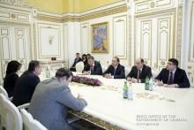 Prime Minister Meets Eurasian Economic Commission Board Chairman