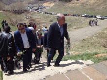 Council of RPA Gyumri-2 regional organization paid tribute to the memory of the innocent victims
