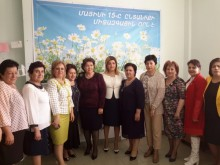 On the initiative of the Women's Council of Ararat region events are held dedicated to the Family Day