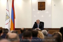 """Taron Margaryan: """"Show any possible support to the citizens who aren't able to eliminate the consequences of the damage caused by the wind on their own"""""""