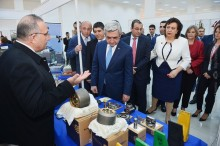 PRESIDENT ATTENDED THE OPENING CEREMONY OF THE NEW PERSPECTIVES FOR THE SYRIAN ARMENIANS EXHIBITION