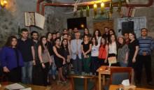 Молодые республиканцы организовали встречу с Тиграном Мансуряном