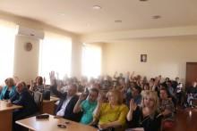 Состоялось заседание Совета территориальной организации РПА «Канакер-Зейтуна»