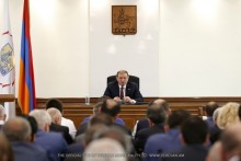 """Taron Margaryan: """"It's inacceptable when people apply to us with the same problem for months"""""""