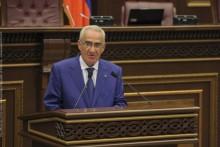 Выступление Председателя НС Г.Саакяна на обсуждении годового отчета об исполнении Государственного бюджета РА на 2015 г.