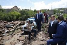 Prime Minister Pays Working Visit to Artik