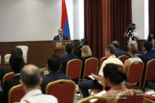 """PM attends """"IT outsourcing and investment"""" international conference"""