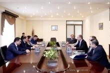 Мэр Еревана встретился с представителями Азиатского банка развития