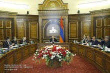 RA Military-Industrial Commission Holds First Meeting