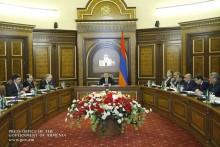 Состоялось первое заседание военно-промышленной комиссии РА