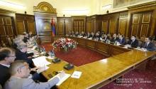PM Receives Armenia-Accredited EU Ambassadors