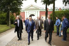 Prime Minister's Working Visit to Russia Wrapped Up
