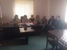 Члены Совета женщин РПА посетили областной офис РПА Котайка