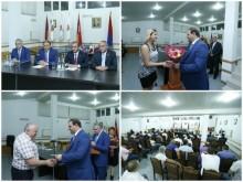Новые партийцы в территориальной организации РПА Ачапняка