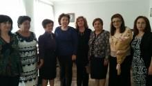 Председатель Совета женщин РПА встретилась с активом женщин РПА Сисиана