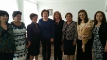 RPA Women's Council held a meeting with members of RPA Sisian Women's Council