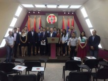 """Program """"Summer Political School named Andranik Margaryan"""", organized by RPA Youth Organzation, is finished"""