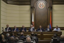 Remarks of the President of Armenia, Chairman of the Republican Party of Armenia Serzh Sargsyan  at the RPA Council meeting