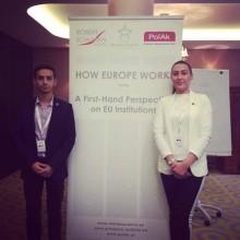 """Во время программы """"Как работает Европа"""", которая состоялась в Будапеште с участием МО РПА, был обсужден вопрос сотрудничества между ЕС и НКР"""