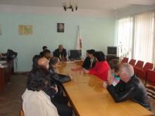 Состоялось отчетное собрание начальной организации N 2 региональной организации РПА Дилижана