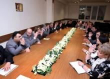 Состоялось отчетно-выборное собрание начальной организации Метакс- 12