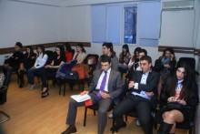 Состоялось отчетно-выборное собрание начальной организации Киликия-1