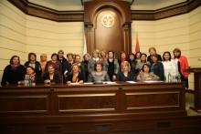 Состоялось заседание Совета женщин РПА