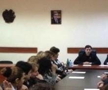 Տեղի ունեցավ ՀՀԿ Արաբկիրի տարածքային կազմակերպության թիվ 20 սկզբնական կազմակերպության հաշվետու ընտրական ժողովը