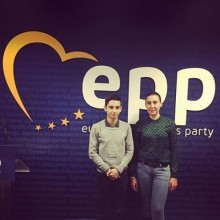 """The final phase of the program """"How Europe acts"""" took place in Brussels with the participation of RPA Youth Organization"""