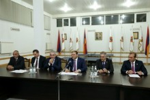 Sitting of the Council of RPA Ajapnyak territorial organization was held