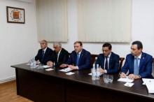 Состоялось заседание совета территориальной организации Нор-Норка РПА