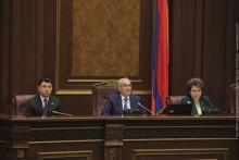 Национальное Собрание созвало внеочередное заседание