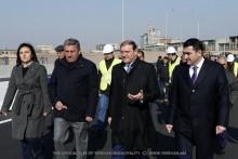 Тарон Маргарян: Наконец-то Ереван будет иметь южный въезд стратегического значения, что на протяжении десятилетий было для нас мечтой