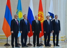 SESSION OF THE SUPREME EURASIAN ECONOMIC COUNCIL TOOK PLACE IN SAINT PETERSBURG