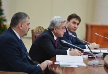 STATEMENT OF THE PRESIDENT OF ARMENIA AT THE SESSION OF THE EURASIAN ECONOMIC SUPREME COUNCIL
