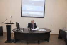 Galust Sahakyan Takes Part in the Sitting of the ASPU Trustees Board